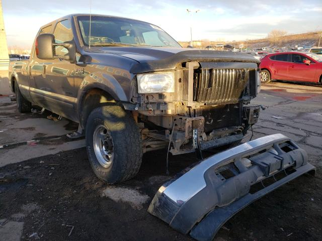 Ford salvage cars for sale: 2004 Ford F350 SRW S