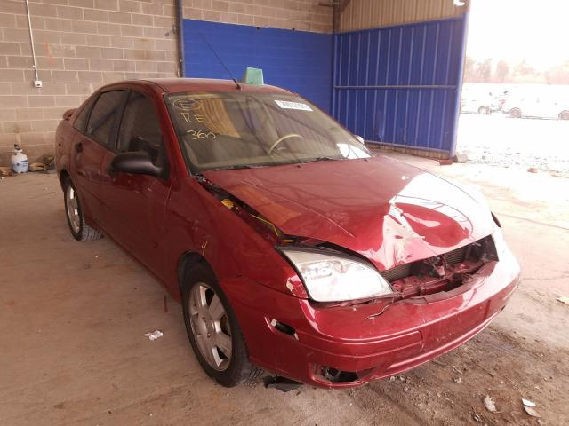 Salvage 2005 FORD FOCUS - Small image. Lot 30012191