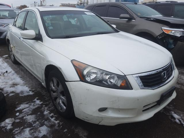 2009 Honda Accord EXL en venta en Chicago Heights, IL