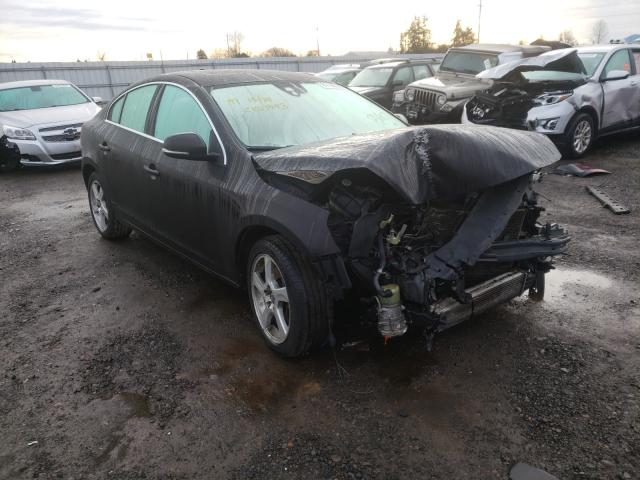 Salvage cars for sale from Copart Eugene, OR: 2013 Volvo S60 T5
