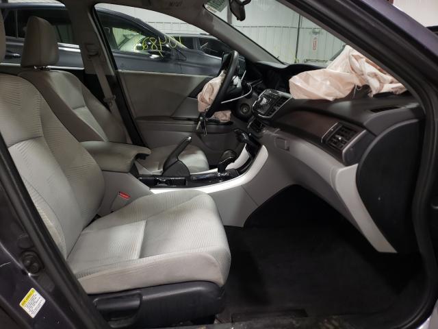 пригнать из сша 2014 Honda Accord Lx 2.4L 1HGCR2F3XEA049905