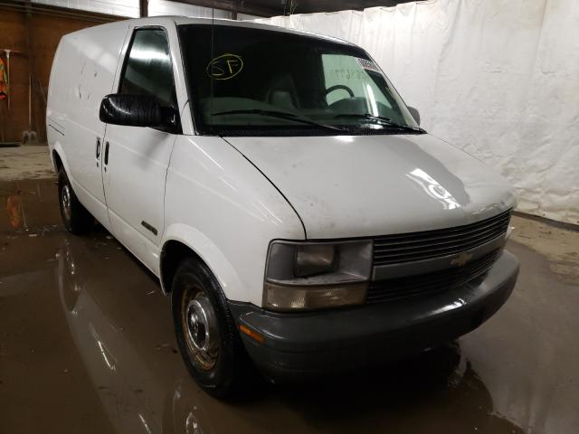 Salvage cars for sale from Copart Ebensburg, PA: 2000 Chevrolet Astro