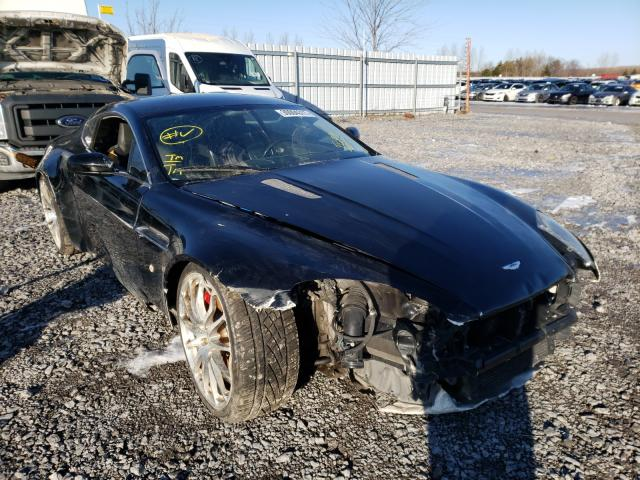 Aston Martin V8 Vantage salvage cars for sale: 2007 Aston Martin V8 Vantage