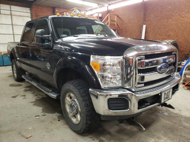 Salvage cars for sale from Copart Ebensburg, PA: 2012 Ford F250 Super