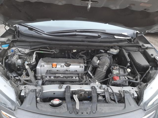 3CZRM3H3XEG709995 2014 Honda Cr-V Lx 2.4L