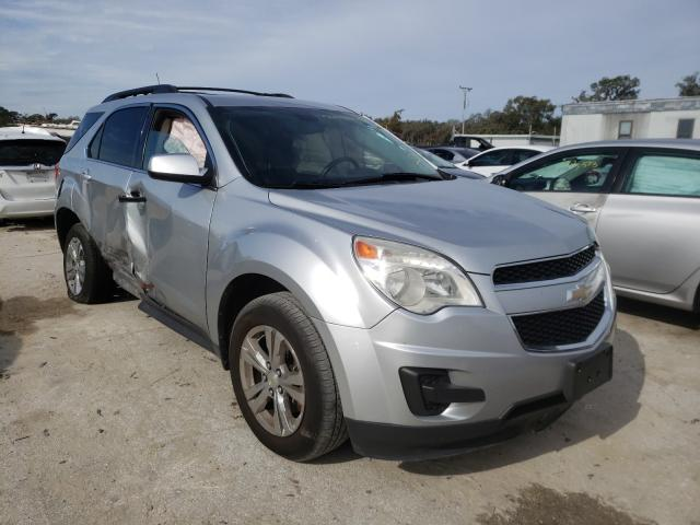Salvage 2011 CHEVROLET EQUINOX - Small image. Lot 29787981
