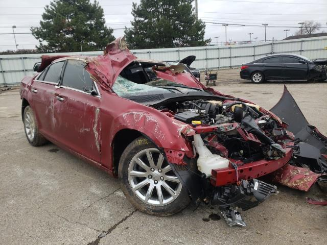Salvage cars for sale from Copart Moraine, OH: 2013 Chrysler 300C
