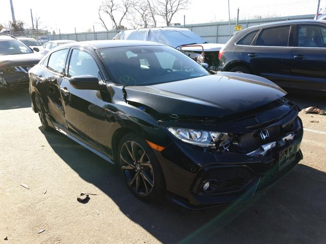 2019 HONDA CIVIC - Other View Lot 29763111.