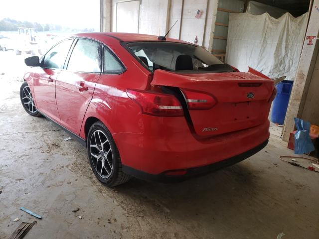 2017 FORD FOCUS SEL 1FADP3H2XHL248681