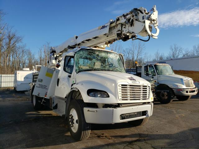 Salvage cars for sale from Copart Marlboro, NY: 2020 Freightliner M2 106 MED