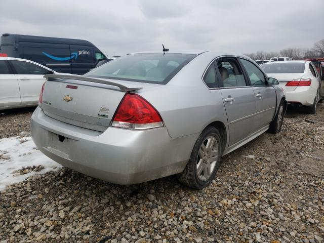 цена в сша 2011 Chevrolet Impala Lt 3.5L 2G1WG5EK7B1203481