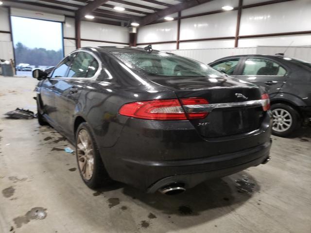 2013 Jaguar XF   Vin: SAJWA0E76D8S71506