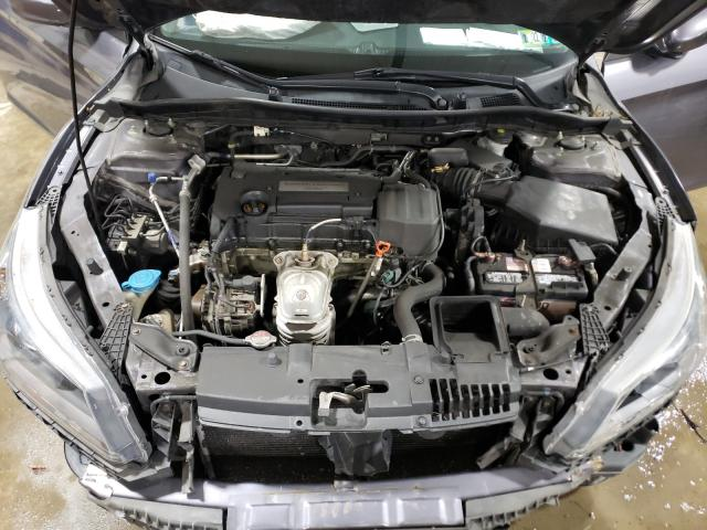 1HGCR2F3XEA049905 2014 Honda Accord Lx 2.4L