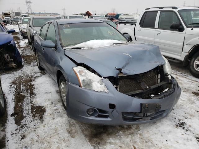 Salvage cars for sale from Copart Billings, MT: 2010 Nissan Altima Base