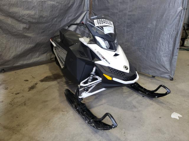 Salvage cars for sale from Copart Duryea, PA: 2011 Skidoo MX Z TNT