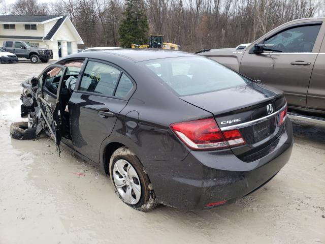 купить 2013 Honda Civic Lx 1.8L 19XFB2F59DE071861