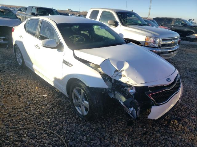 Salvage cars for sale from Copart Magna, UT: 2015 KIA Optima LX