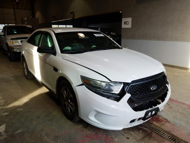 2014 FORD TAURUS POL - Left Front View Lot 29694891.