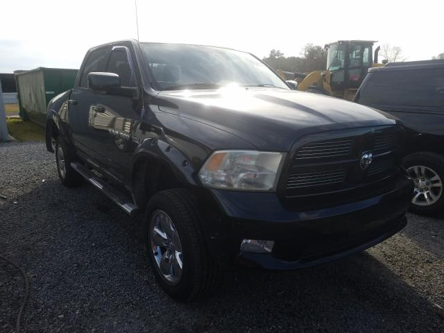Salvage 2011 DODGE RAM 1500 - Small image. Lot 29791291