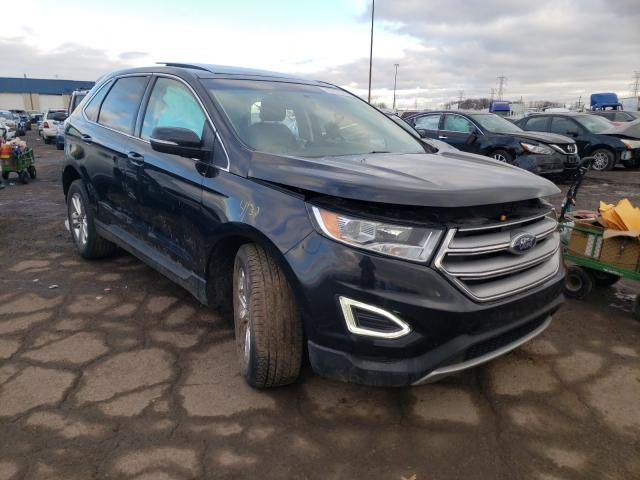 2015 FORD EDGE SEL - Other View