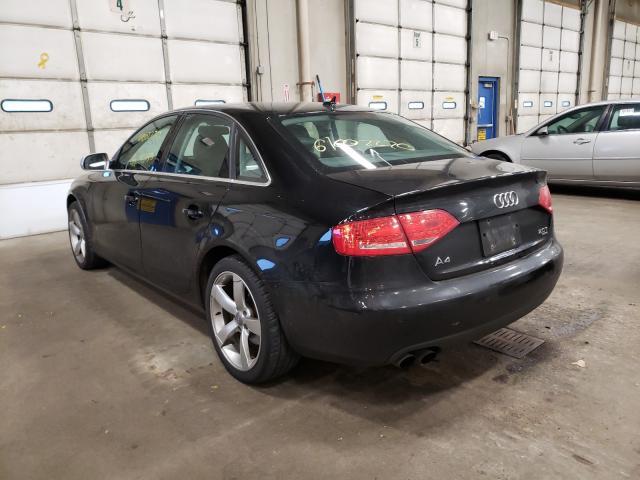 купить 2010 Audi A4 Premium 2.0L WAUFFAFL3AN016016