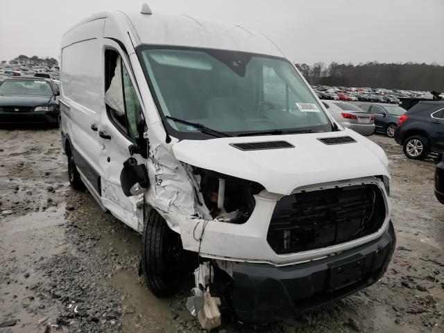 Salvage cars for sale from Copart Loganville, GA: 2017 Ford Transit T
