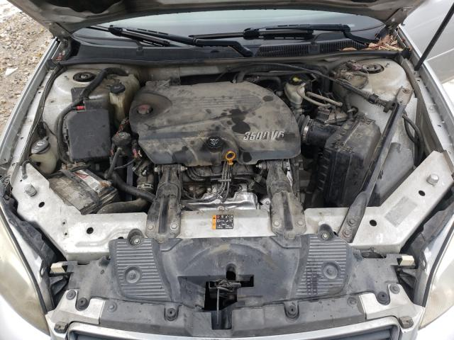 2G1WG5EK7B1203481 2011 Chevrolet Impala Lt 3.5L