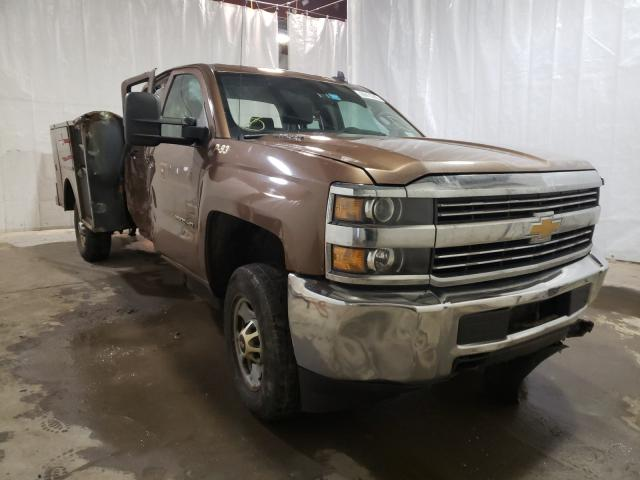 Salvage cars for sale from Copart Central Square, NY: 2016 Chevrolet Silverado