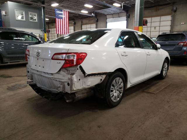 цена в сша 2012 Toyota Camry Base 2.5L 4T4BF1FK0CR199605