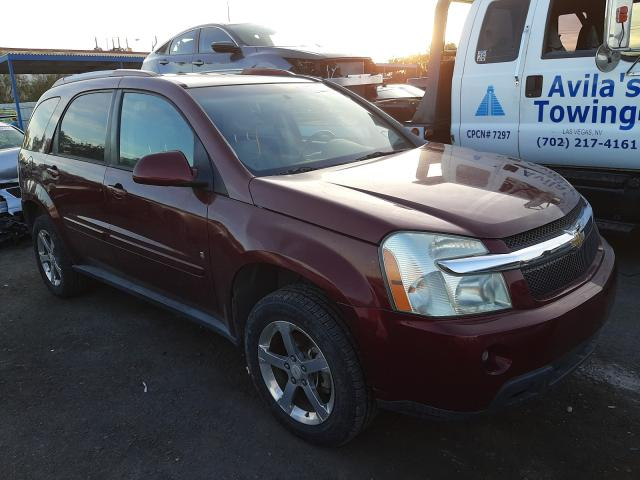 Chevrolet Equinox salvage cars for sale: 2007 Chevrolet Equinox