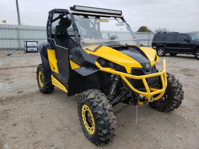 Salvage cars for sale from Copart Lexington, KY: 2013 Can-Am Maverick 1