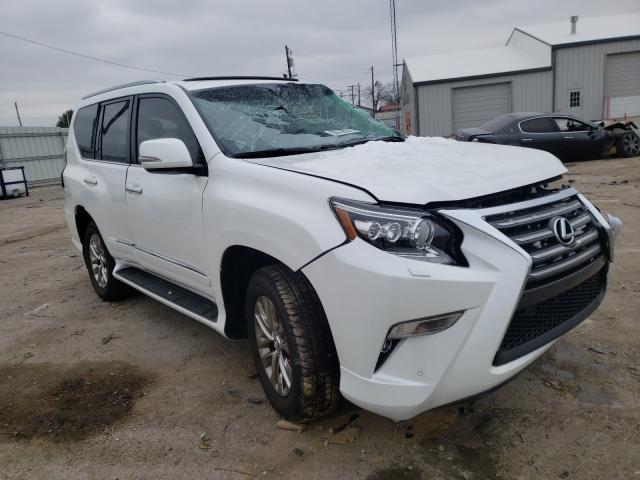 Salvage cars for sale from Copart Lexington, KY: 2019 Lexus GX 460