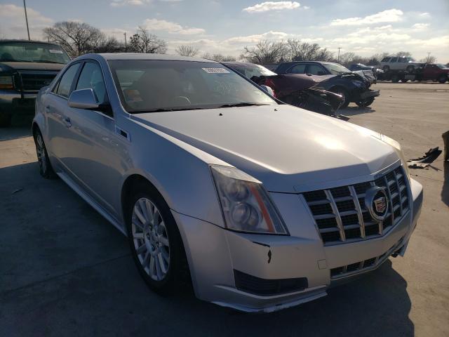 1G6DE5E51C0113564 2012 Cadillac Cts Luxury 3.0L