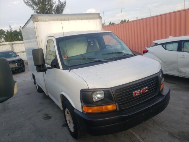 Salvage cars for sale from Copart Miami, FL: 2004 GMC Savana CUT