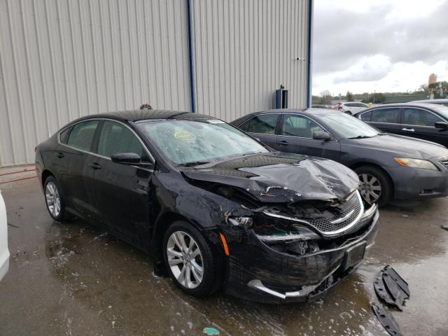 Salvage 2015 CHRYSLER 200 - Small image. Lot 29700931
