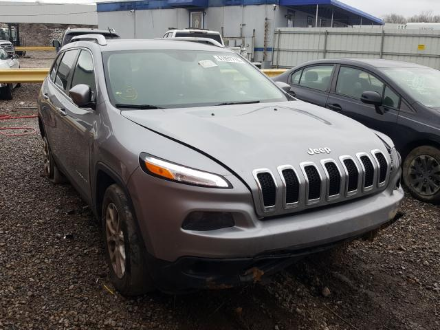 Jeep Cherokee salvage cars for sale: 2015 Jeep Cherokee