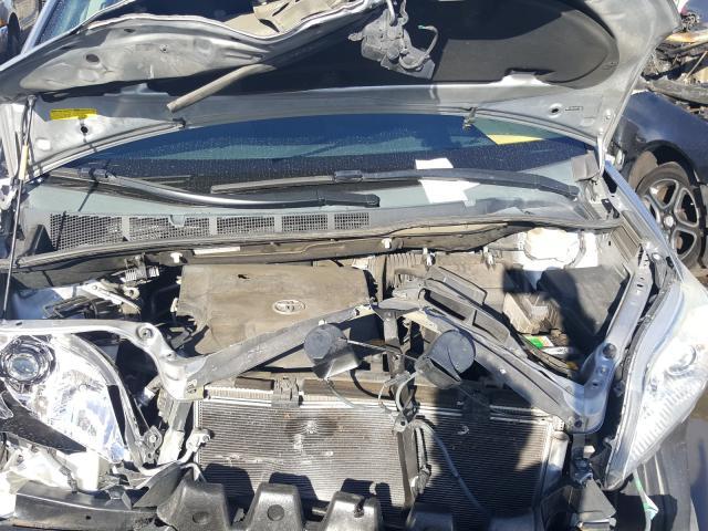 5TDKK3DC8BS119052 2011 Toyota Sienna Le 3.5L