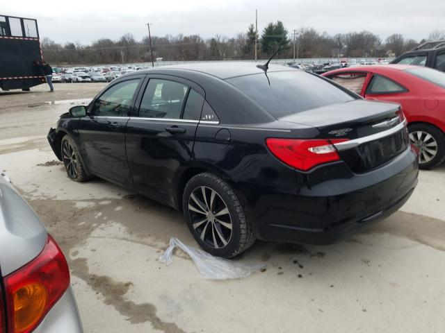 2013 CHRYSLER 200 TOURIN 1C3CCBBB7DN692480