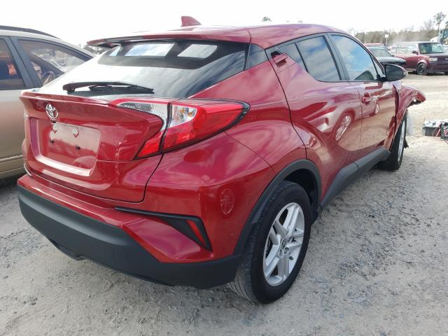цена в сша 2020 Toyota C-Hr Xle 2.0L JTNKHMBXXL1072725