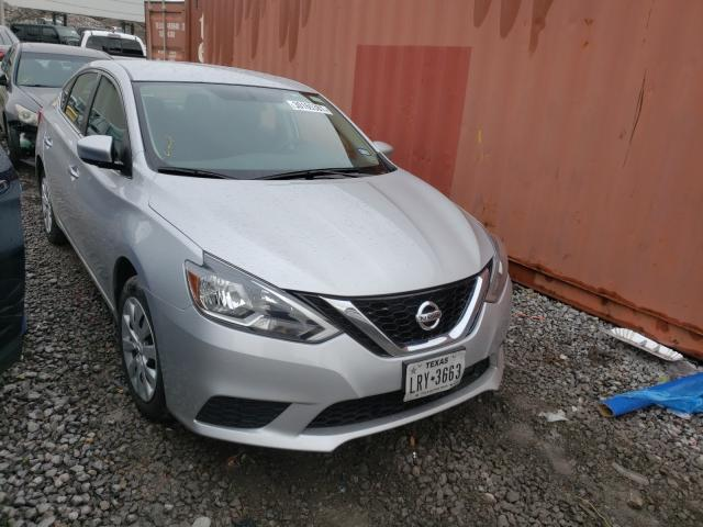 Salvage cars for sale from Copart Hueytown, AL: 2019 Nissan Sentra S
