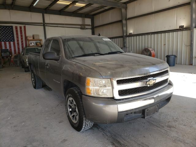 Salvage cars for sale from Copart New Braunfels, TX: 2008 Chevrolet Silverado