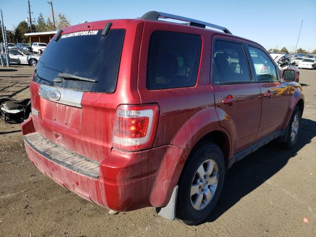 2012 FORD ESCAPE LIM 1FMCU9E70CKB07274
