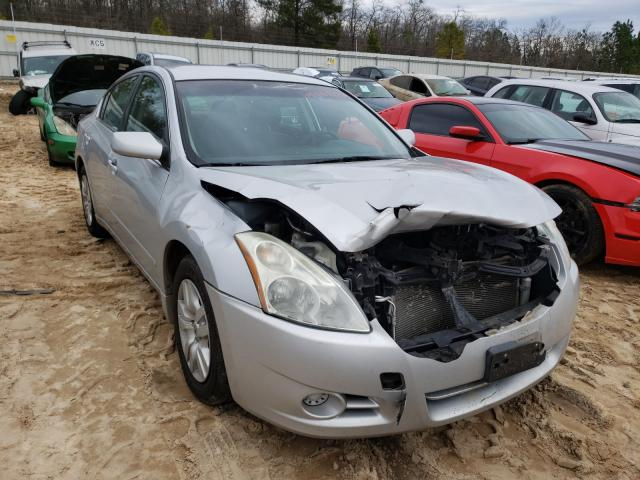 Salvage cars for sale from Copart Gaston, SC: 2011 Nissan Altima Base