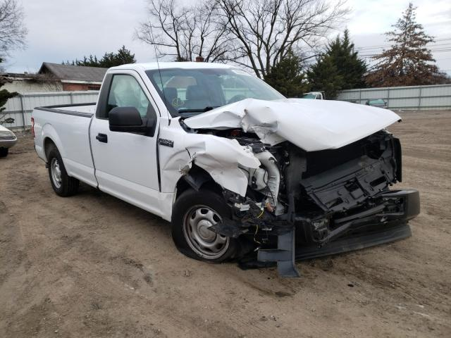 Salvage 2017 FORD F150 - Small image. Lot 30266831