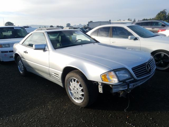 Salvage cars for sale from Copart Vallejo, CA: 1997 Mercedes-Benz SL 500