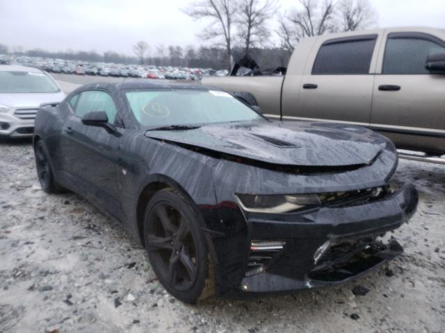 Salvage 2017 CHEVROLET CAMARO - Small image. Lot 29883981