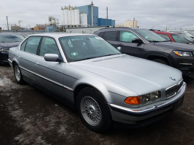 2000 BMW 740 IL en venta en Chicago Heights, IL