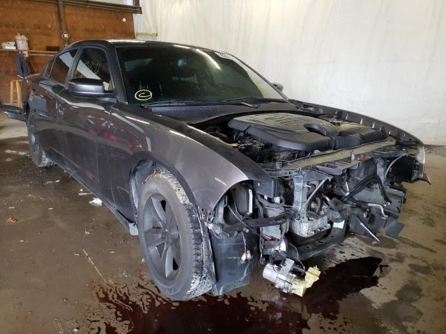Salvage cars for sale from Copart Ebensburg, PA: 2013 Dodge Charger SE