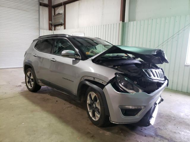 Salvage cars for sale from Copart Lufkin, TX: 2018 Jeep Compass LI