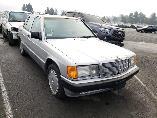 Salvage cars for sale from Copart Vallejo, CA: 1992 Mercedes-Benz 190 E 2.3
